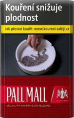 PALL MALL RED KS         94V č.1