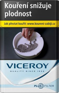 VICEROY PLUS BILA        89V #
