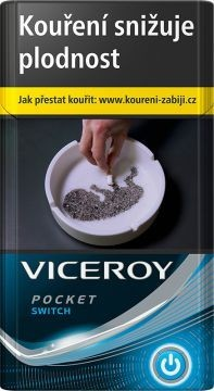 20 VICEROY POCKET SWITCH 86V