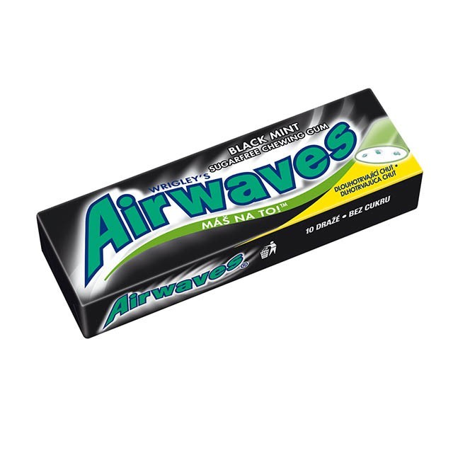 AIRWAVES DRAZE BLACKMINT 14g