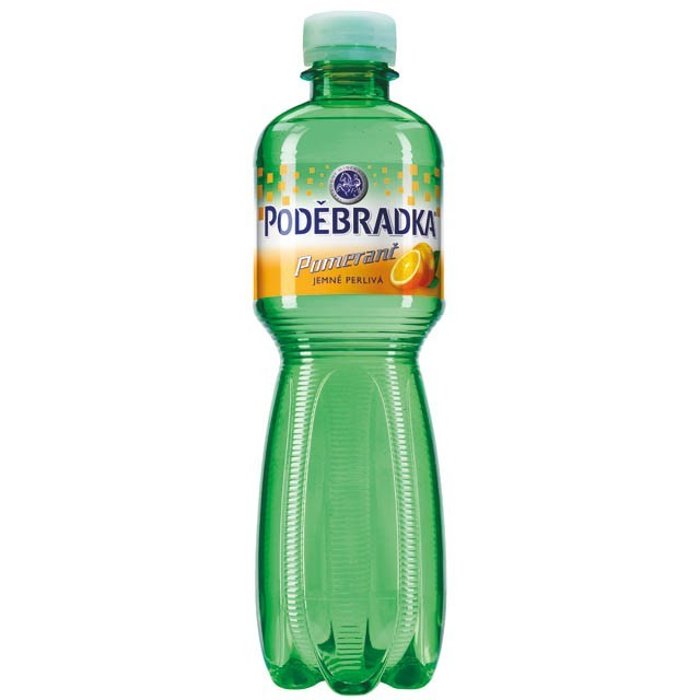 PODEBRADKA POMERANC 0.5l PET