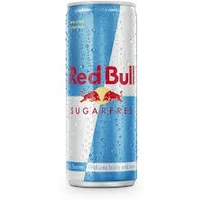 RED BULL PLECH SUGAR FREE 250m