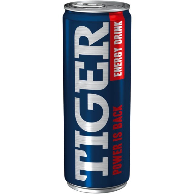 TIGER ENERGY DRINK CLASSIC 0,2