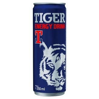 TIGER ENERGY DRINK CLASSIC 0,5