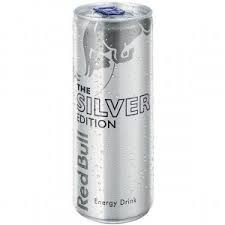 RED BULL PLECH SILVER EDITION