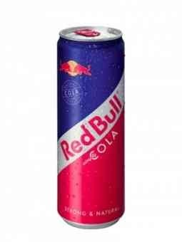 RED BULL PLECH COLA 355ml