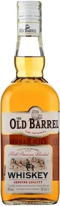 THE OLD BARREL 40% 0,7l BLENDE