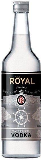 ROYAL VODKA 1l 37,5% KB