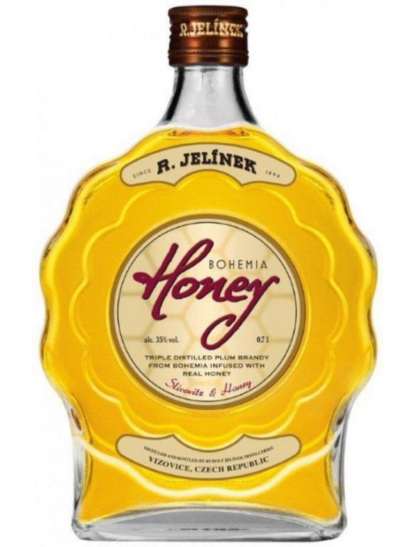 BOHEMIA HONEY 35% 0.7l BUDIK J