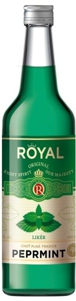 ROYAL PEPRMINT 1l 20%