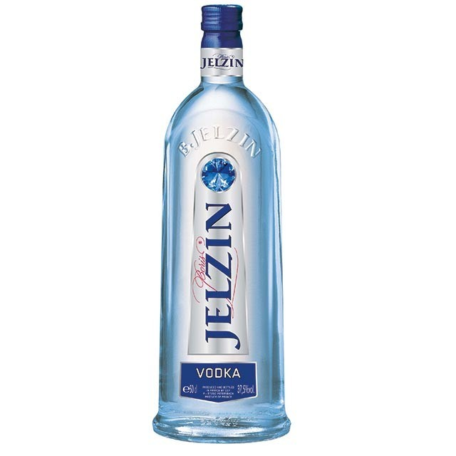 BORIS JELZIN VODKA 0,5l 37,5%