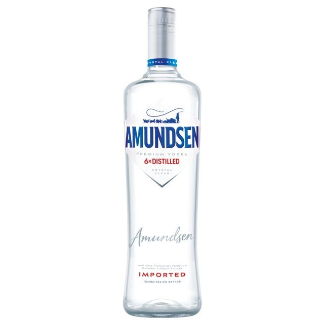 AMUNDSEN VODKA 1l 37,5%