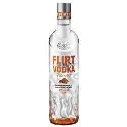 FLIRT CHOCOLATE VODKA 1l 37,5%