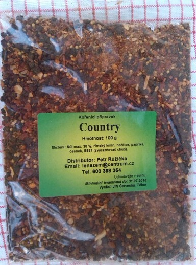 KORENI COUNTRY 100g