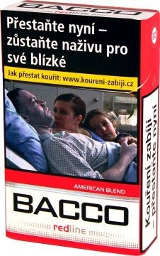 BACCO RED LINE           78T