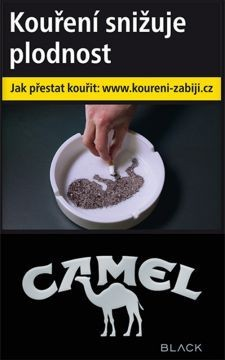 CAMEL BLACK 83 mm        90V