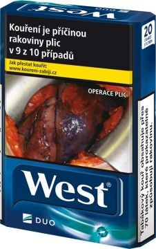 WEST DUO                 89V