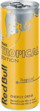RED BULL PLECH TROPICAL 250ml