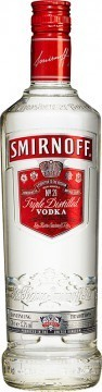 VODKA SMIRNOFF RED 0,7l 40%