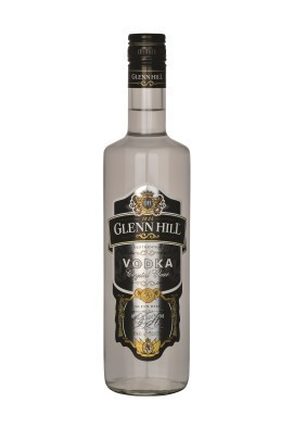 GLENN HILL CARAMEL VODKA 40% 0