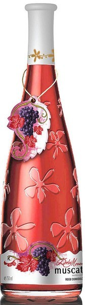 DOLCI MOM. MUSCAT ROSE ruzove