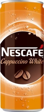 NESCAFE WHITE 250ml ledova kav