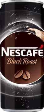 NESCAFE BLACK 250ml ledova kav