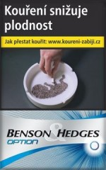 BENSON a HEDGES OPTION   87V č.1