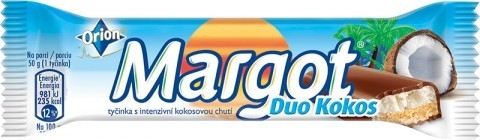 MARGOT 50g DUO KOKOS