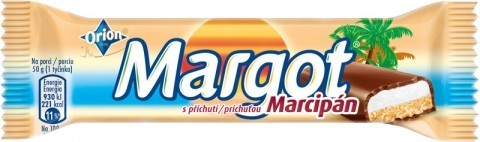 MARGOT 50g MARCIPAN