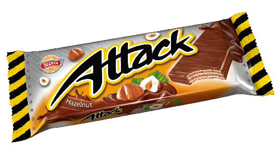 ATTACK HAZELNUT 30g