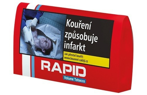 TABAK RAPID VOLUME 30g  101S &