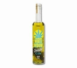 CANNABIS WHITE WIDOW GIN 0,5l