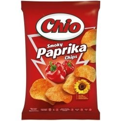 CHIO CHIPS SMOKY PAPRIKA 65g