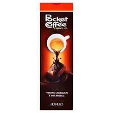 POCKET COFFEE 62,5g FERRERO