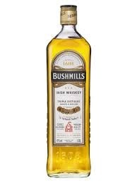 BUSHMILLS 40% 1l IRISH WHISKEY