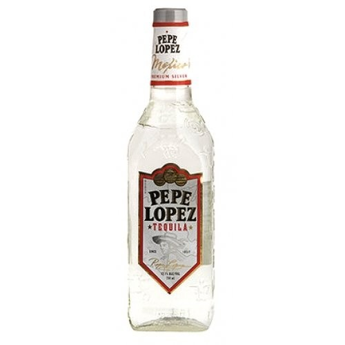 TEQUILA PEPE LOPEZ SILVER 1l 4