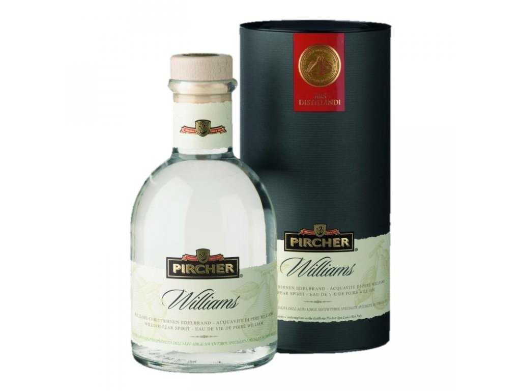 PIRCHER WILLIAMS 40% 0,7l dark