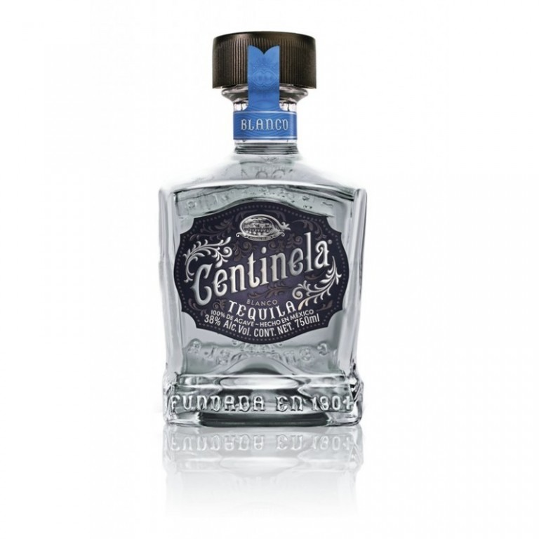 CENTINELA BL.100% AGAVE TEQUIL