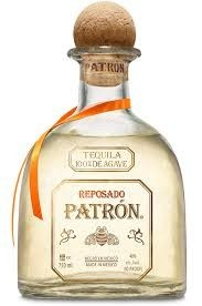 PATRON REPOS.100% AGAVE TEQUIL