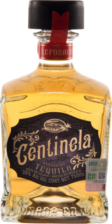 CENTINELA REPOS.100% AGAVE TEQ