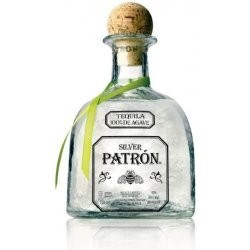 PATRON SILV.100% AGAVE TEQUILA
