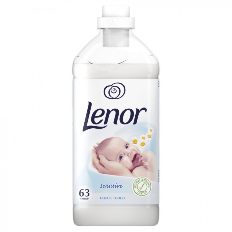 LENOR GENTLE TOUCH 63PD 1900ml