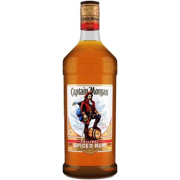 CAPTAIN MORGAN SP. 1l 35%