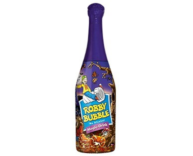 ROBBY BUBBLE MAGIC DRINK 0,75l