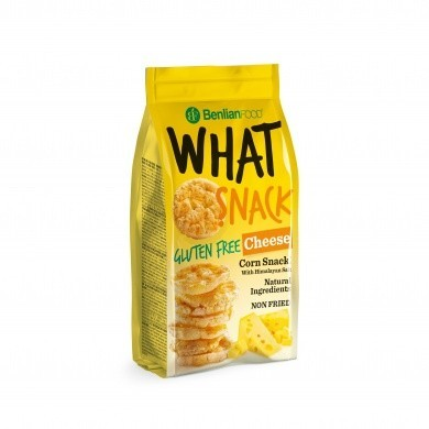 BEF WHAT SNAC CHEESE 50g