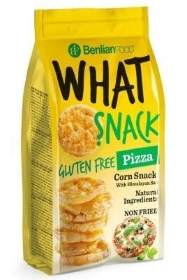 BEF WHAT SNAC PIZZA 50g